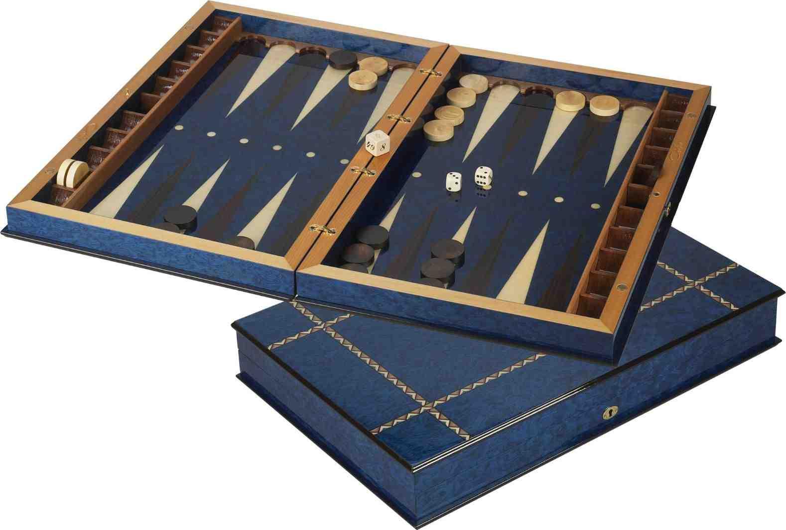 backgammon play