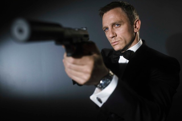 You speak Russian Mr Bond