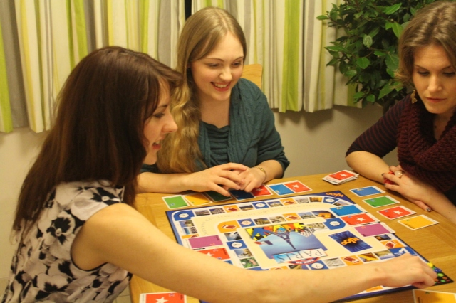 Learn French Game for adults