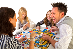 Family Board Game of KLOO